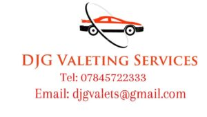 DJG VALETING SERVICES